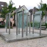 Brunnen Marktplatz Mering